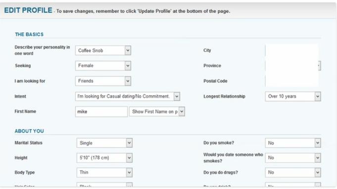 How to Change Location On PlentyOfFish Dating Site - Plenty
