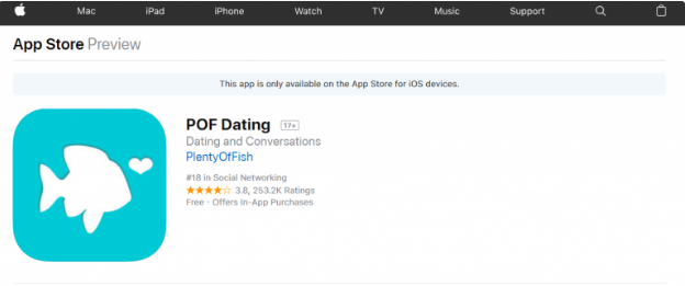 How To Get The Plenty Of Fish iPhone App?